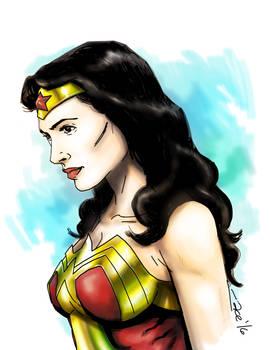 Wonder Woman #batmanvsuperman #dccomics