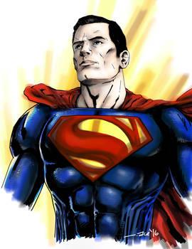 #dccomics #superman #batmanvsuperman
