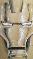 Ironman sketch by acenriquez