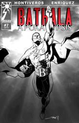 Bathala: Apokalypsis #7 Cover by acenriquez