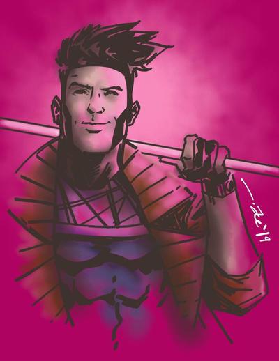 Gambit by acenriquez