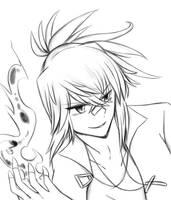 Sketch#289 Not even close ! by ReiyuuSama