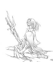 Sketch#301 PAIN by ReiyuuSama