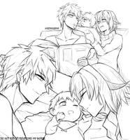 [OC Kara/Nata] Sketch#3