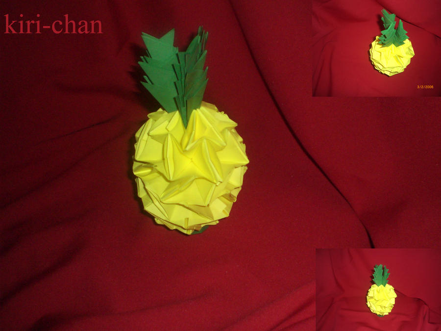 .:discovering pineapple:. by kiri-chan1990