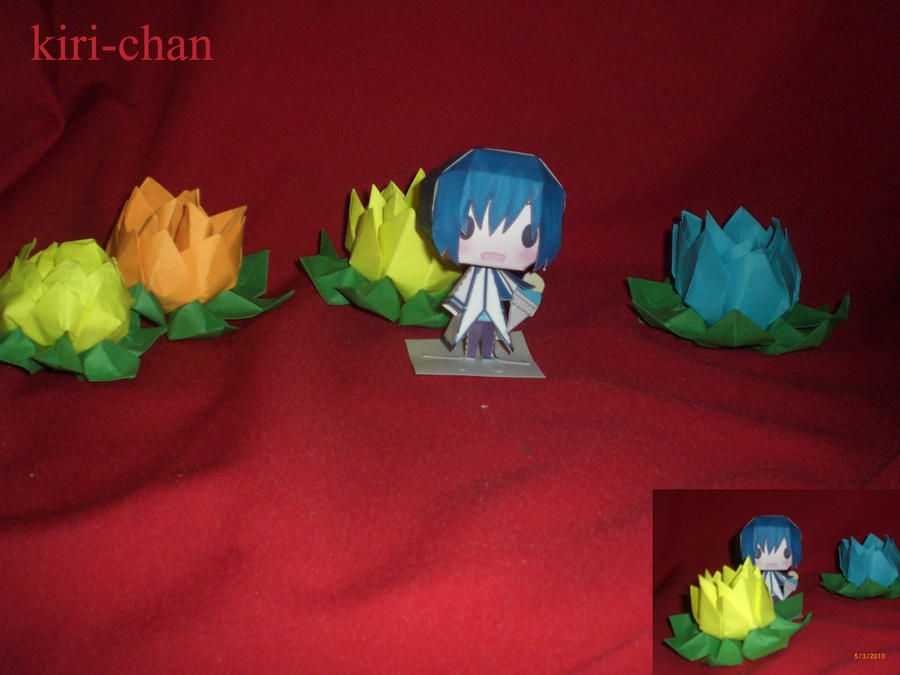 .::KAITO::. by kiri-chan1990