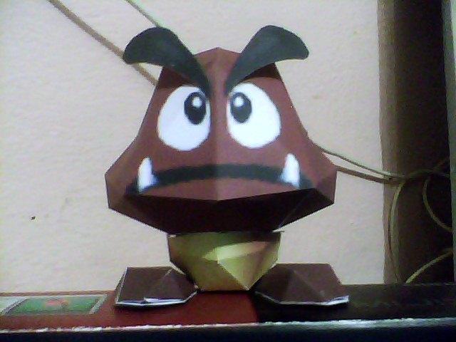 goomba mario 64 by kiri-chan1990