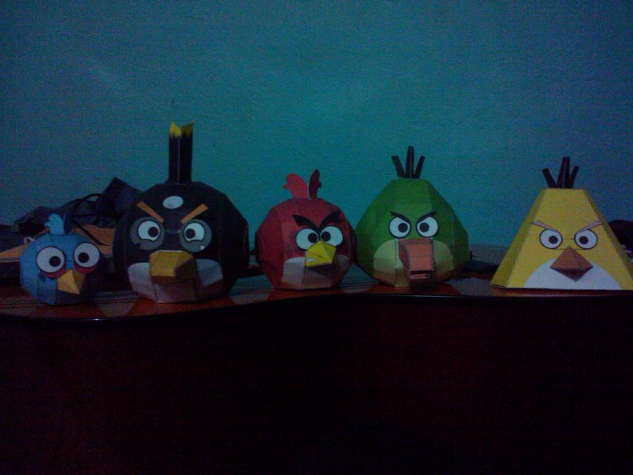 angry bird by kiri-chan1990