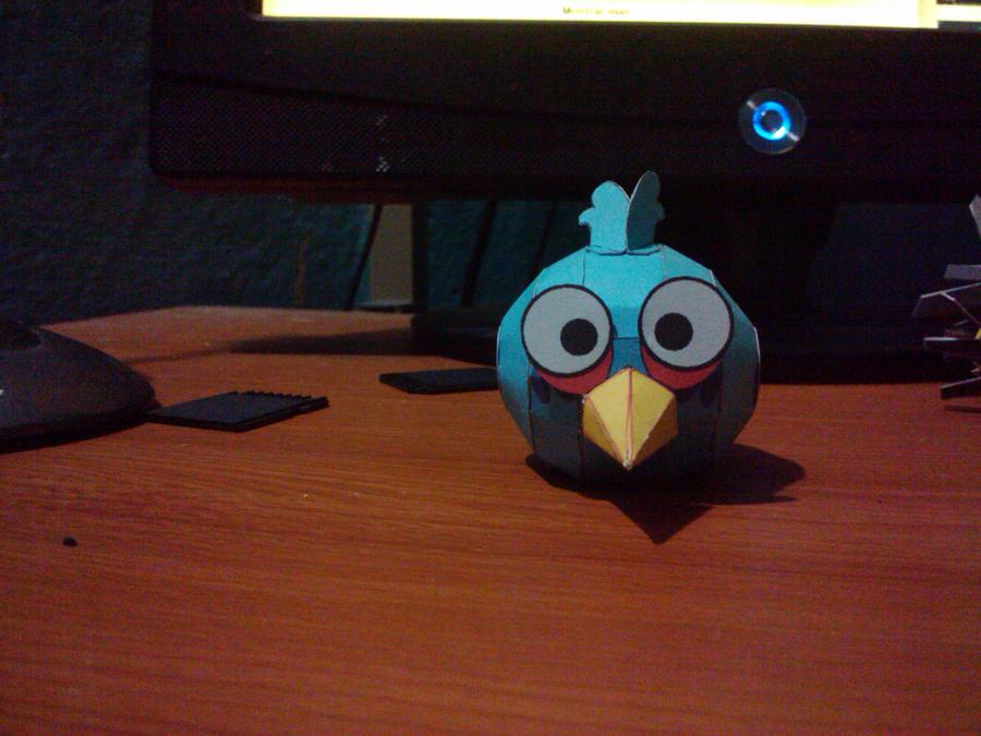 blue bird by kiri-chan1990