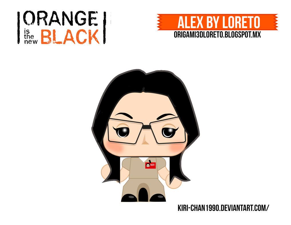 Alex Orange by kiri-chan1990