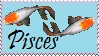 Pisces Stamp by KTEnsley