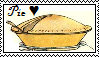 Pie Love Stamp by KTEnsley