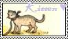 Kitten Love Stamp by KTEnsley