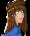 Portrait of Teana