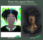 Redraw starring Yasuo: Before 1999, and After 2015