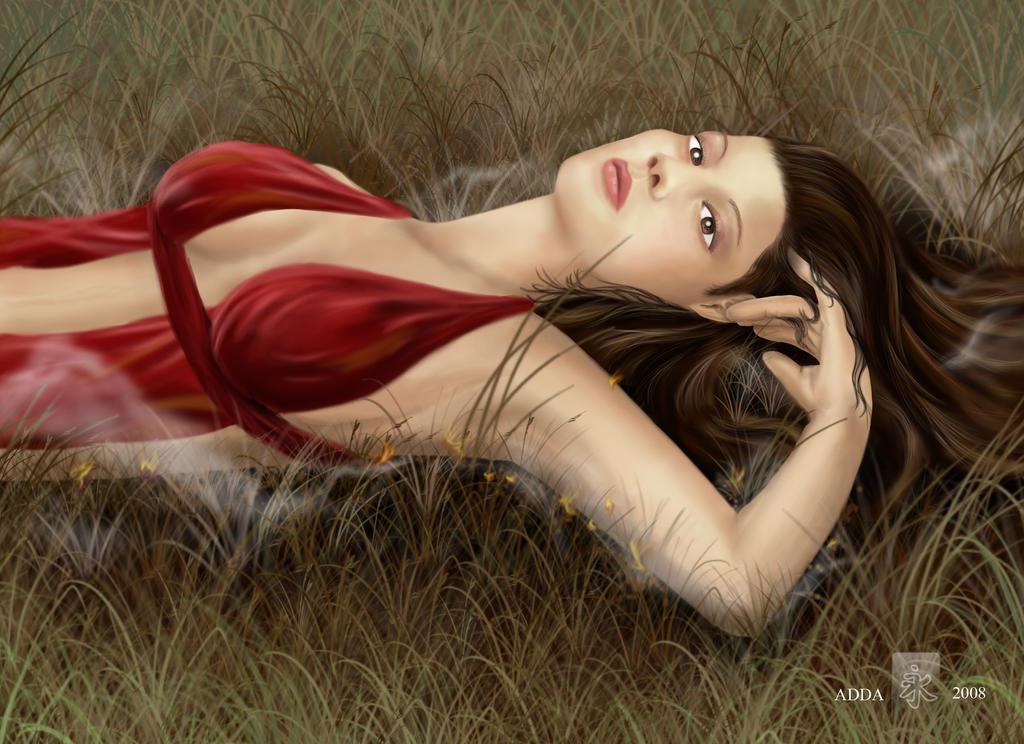 Glauce_Creusa: Poison Dress by hsadda