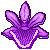 Purple Flower by Amazinadrielle