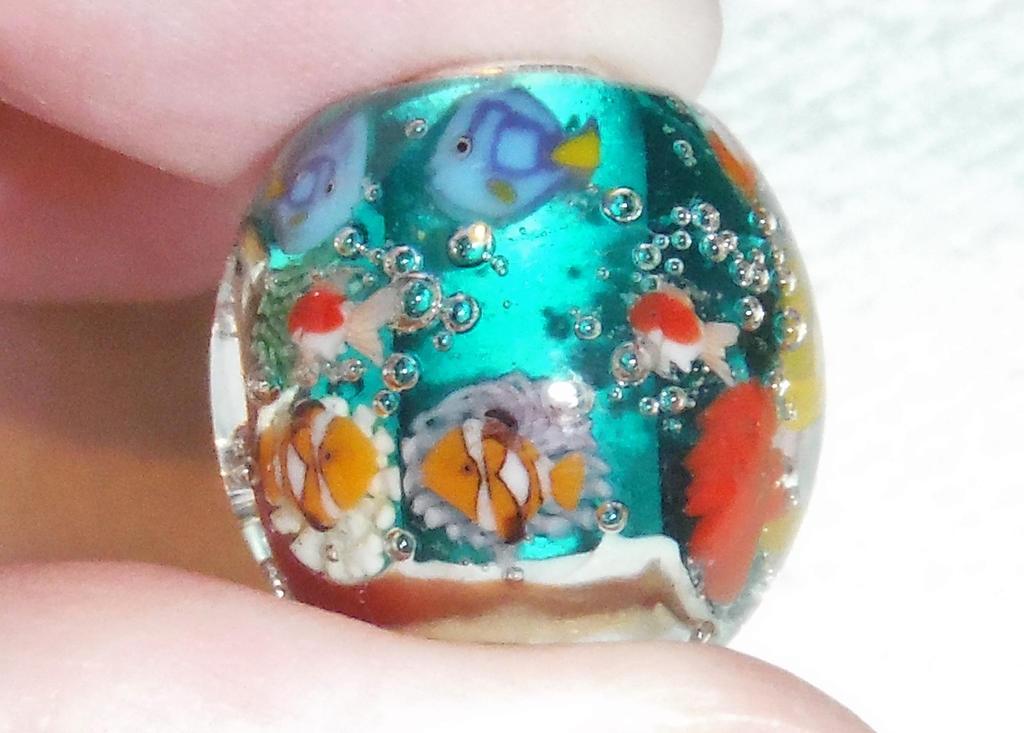 Trollbeads Deep Ocean Bead by Amazinadrielle on DeviantArt