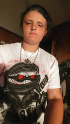 Hank Tee shirt (Fan made)  Madness Combat by BladeMaster122