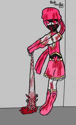 Pink Hank