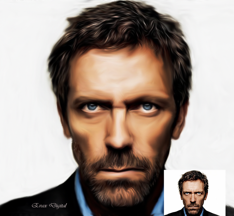 House-md-actor-dr-gregory-house-face-hugh-laurie-h by IDG6
