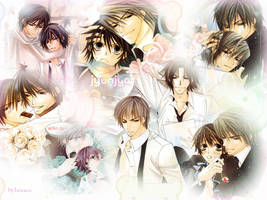 Junjou Romantica Wallpaper by Junjou-Romantica