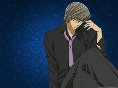The Great Lord Usami by Junjou-Romantica