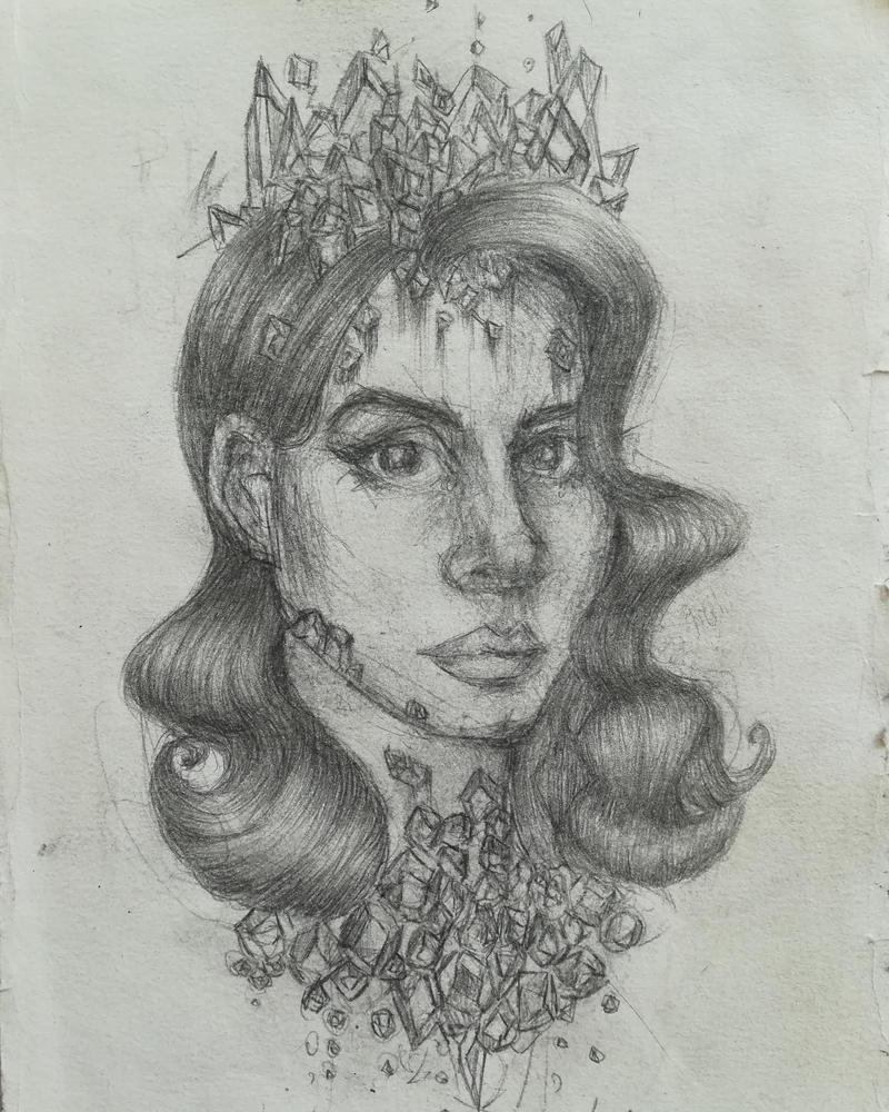 Queen Elizabeth by Blacksheep0