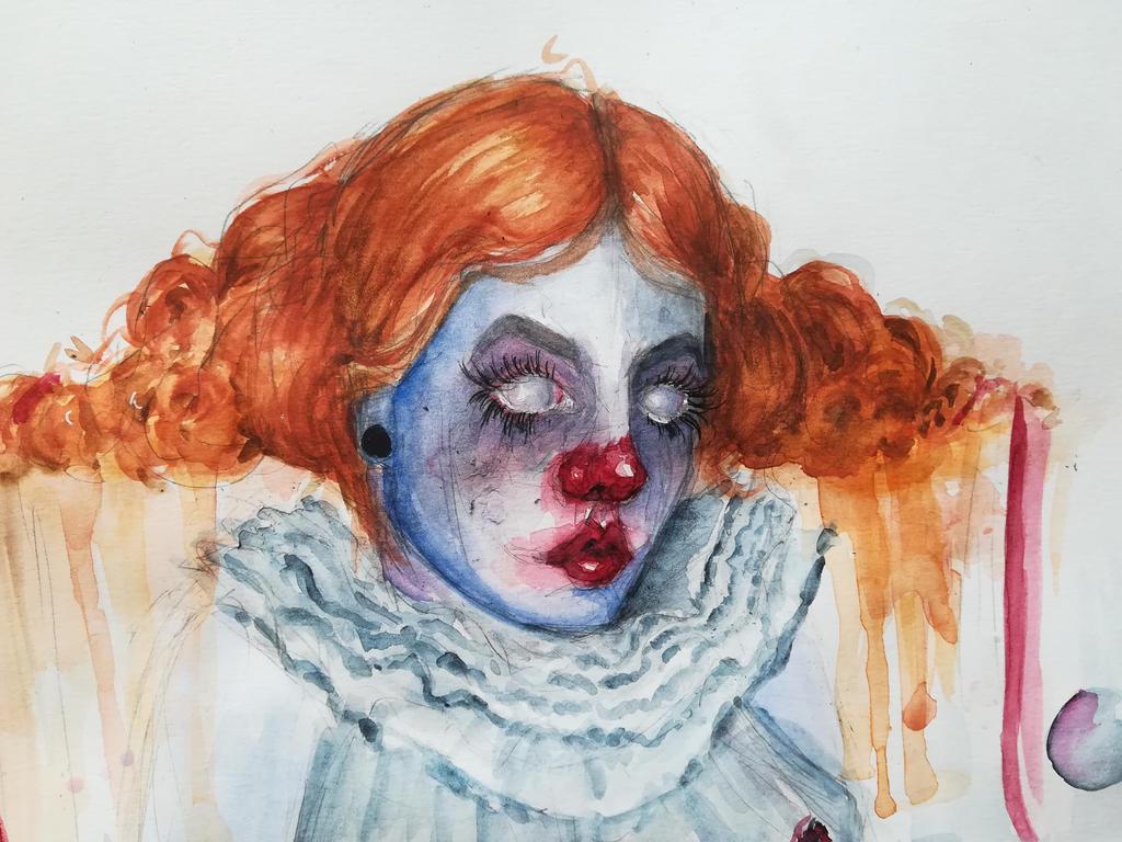 Clown. by Blacksheep0