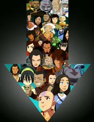 Avatar Collage by mooseandbri