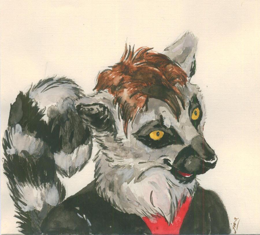 Lemur by Jira by pablo-bbb