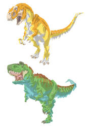 Dinosaur Sessions No.5 by Corysaur