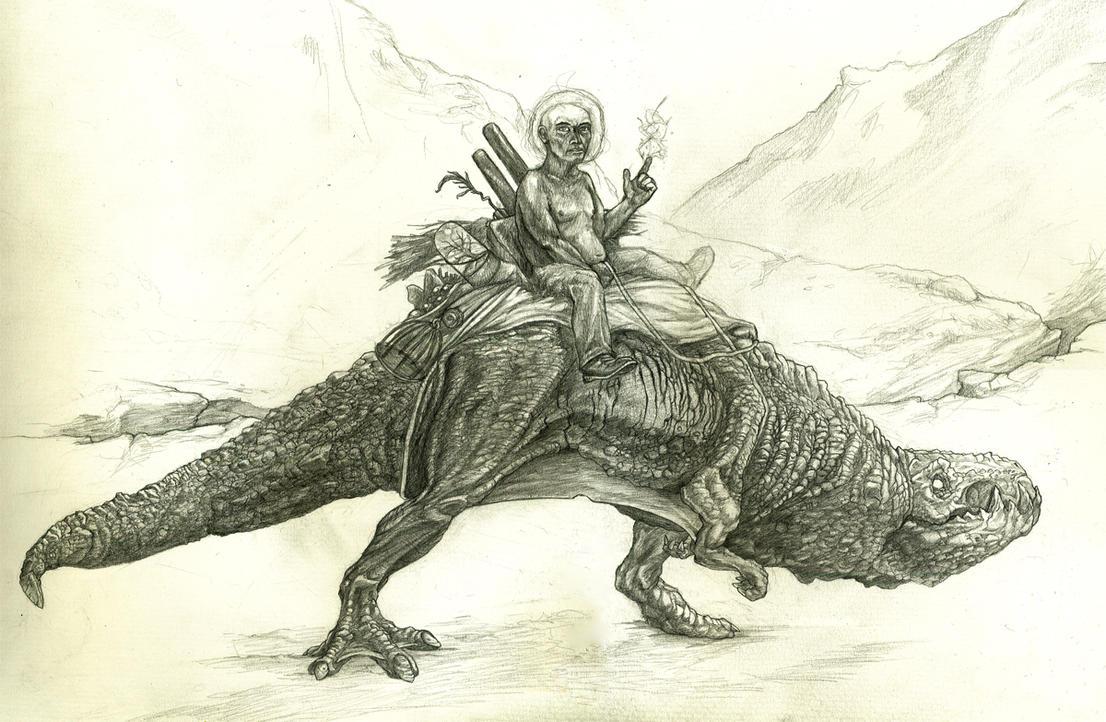 Rock Lizard by Corysaur