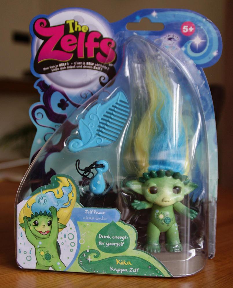 The Zelfs Custom Kappa Zelf by Chibi-C