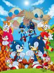 Sonic 20th: Generations Apart