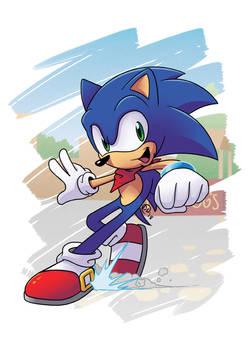 Sonic Legends - Sonic the Hedgehog