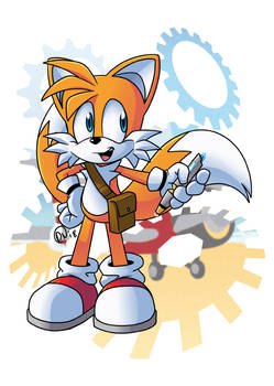 Sonic Legends - Miles 'Tails' Prower