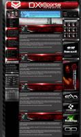 DX eSports Redesign
