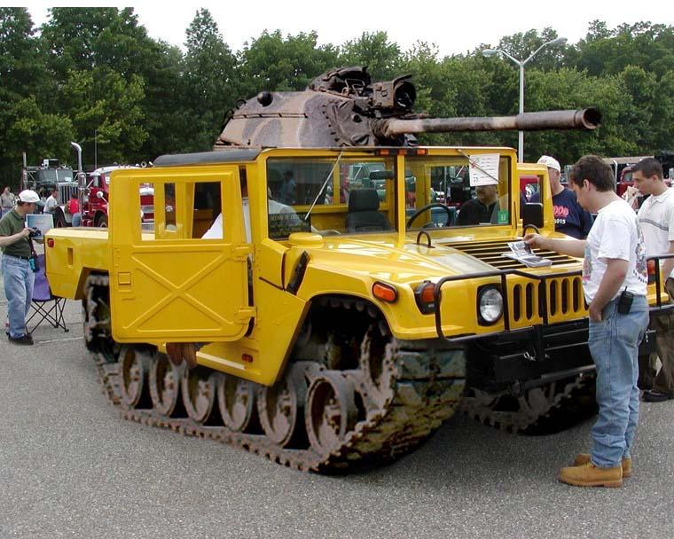 Hummer Tank By Beantrix On Deviantart
