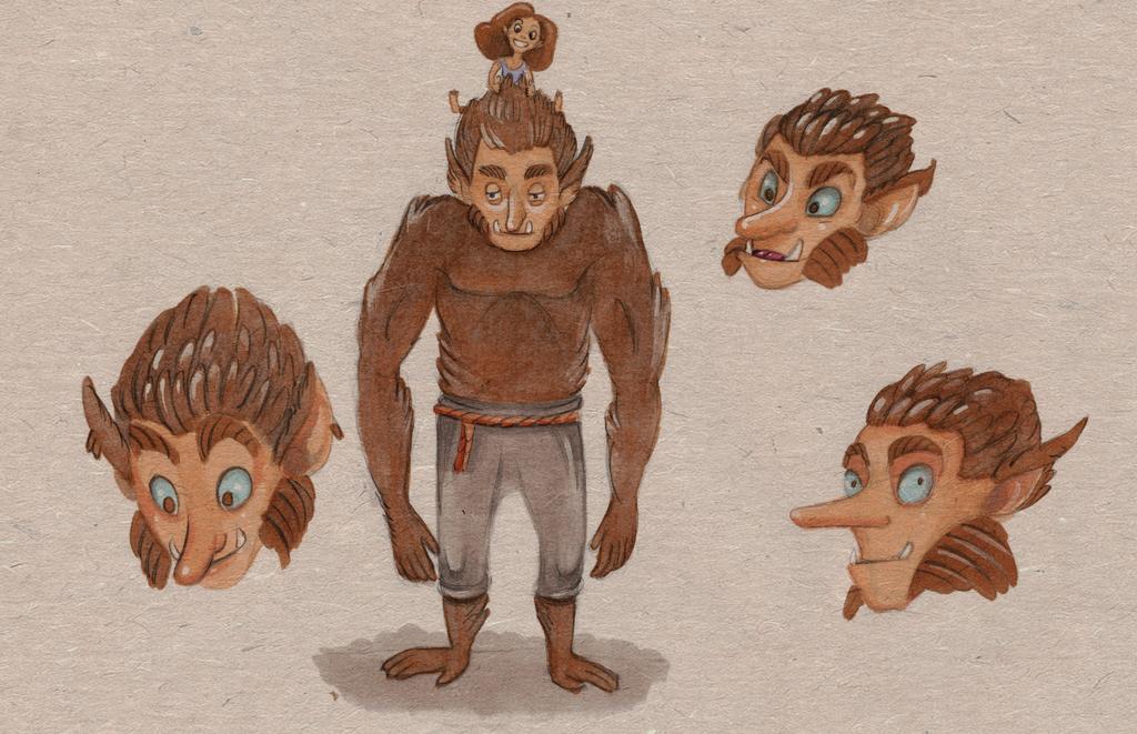 More trolls! by vastarantakettu