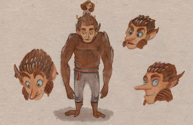 More trolls!
