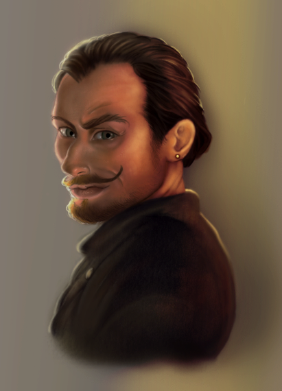 Captain Flint by vastarantakettu