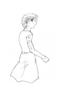 kite shido, my 1st character by Aerith-n-Cloud
