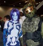 Cortana and the Chief