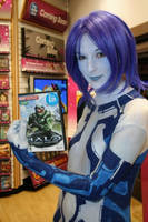 Cortana finds Halo by stacey-shikon-uk