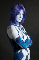 Cortana again by stacey-shikon-uk