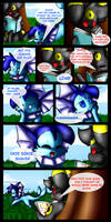 Eevees! : Chapter 1?Comic 1! by LittleMoon-Chan