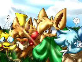 PMD-F Mission 5 (Part 1) by LittleMoon-Chan