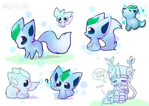 Obyn's Pet Wolf {FanArt}