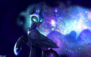 Nightmare Moon by KiraSunnight